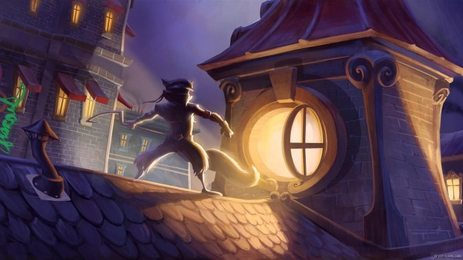 Listmas 2016: Top 6 Locations in Sly Cooper
