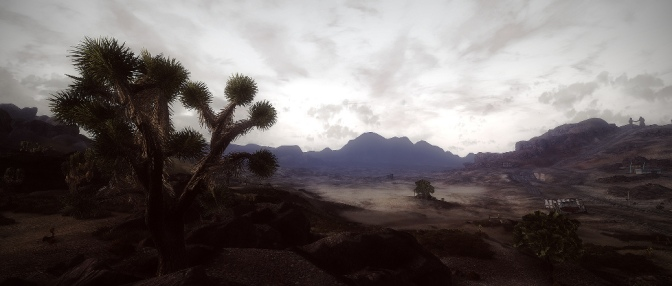 Ruling the Desert in Fallout: New Vegas