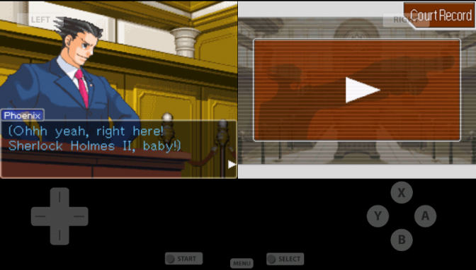 Phoenix Wright: Ace Update!