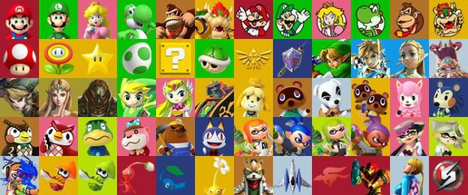 Nintendo Switch Profile Icons Revealed