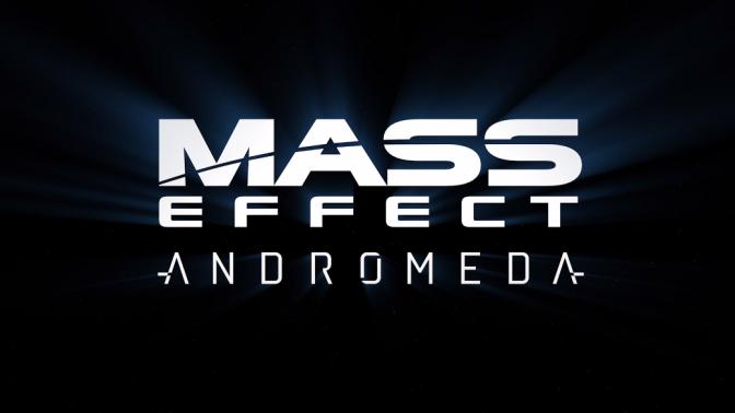 Initial Impressions of <i>Mass Effect: Andromeda</i>