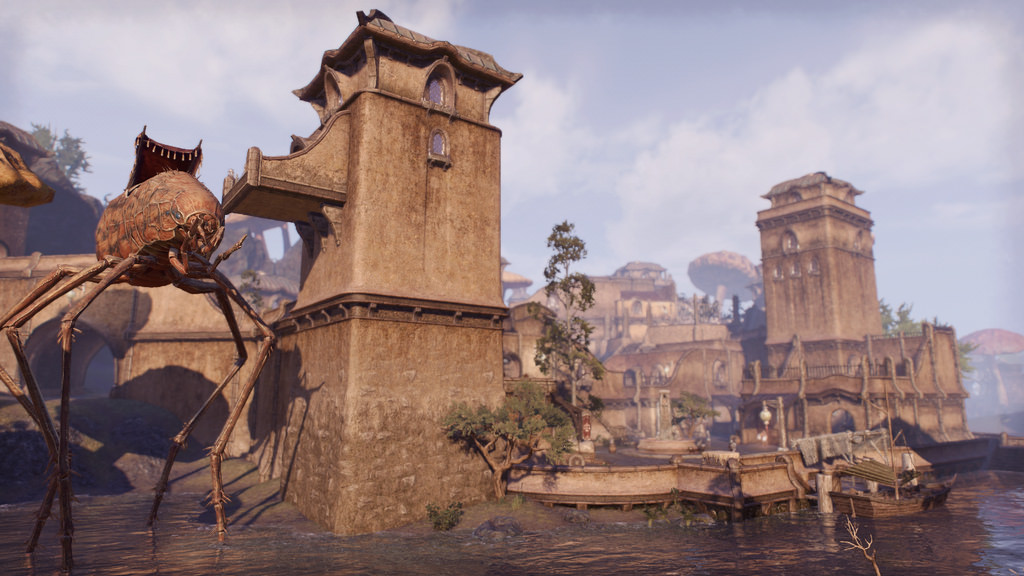 Arriving in Morrowind By Way of Skyrim – VIRTUAL BASTION