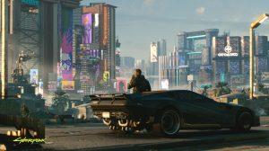 CyberPunk 2077 - City