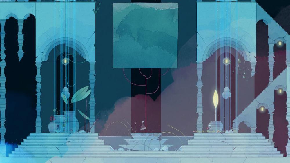 GRIS - Blue World