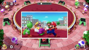 super mario party - photo game