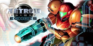 Metroid Prime 2: Echoes - Title Splash