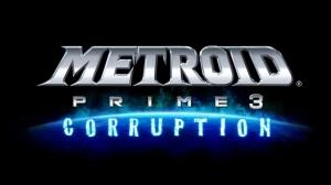 Metroid Prime 3 Title Art