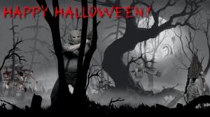 Virtual Bastion Halloween