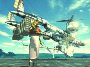 Highwind - Final Fantasy 7