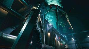 Final Fantasy VII Remake - Cloud Midgar