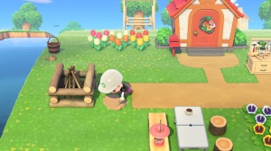 Animal Crossing: New Horizons - Village Crafting