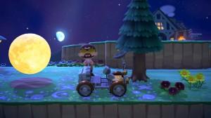Animal Crossing: New Horizons - Moon Rover