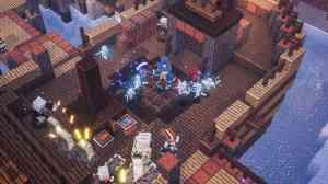 Minecraft Dungeons Ship
