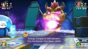 Mario Party Superstars - Bowser Coin Beam